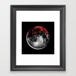 Pokemoon Framed Art Print