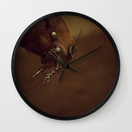 waiting Wall Clock