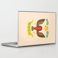 robin williams Laptop & iPad Skins featuring Robin by Wharton
