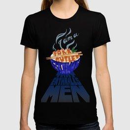 Pork Cutlet Bowl Fatale T-shirt