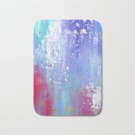 Soft Abstract Bath Mat