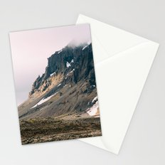 Vintage Mountain 04 - Iceland Stationery Cards