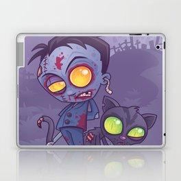 Pet Cemetery Laptop & iPad Skin