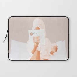 Weekend Morning II Laptop Sleeve