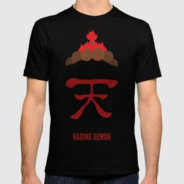 Akuma - Raging Demon T-shirt