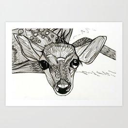 flight. Art Print