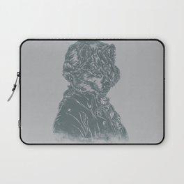 Wolf Amadeus Mozart Laptop Sleeve