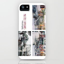 Accidental Exposures iPhone Case