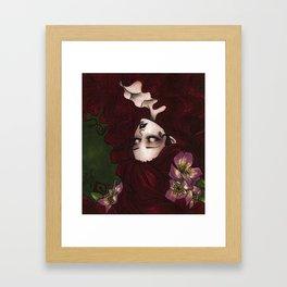 Sweet Brier Framed Art Print