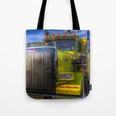 Peterbilt American Truck Tote Bag