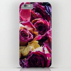 Roses iPhone 6 Plus Slim Case