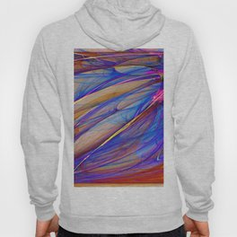 Abstract composition 102 Hoody