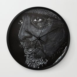 Thelonius Monk Wall Clock