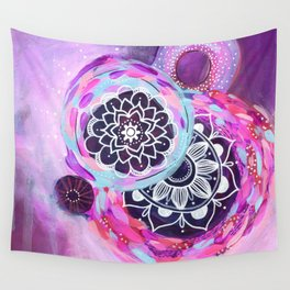 Little Universes Wall Tapestry