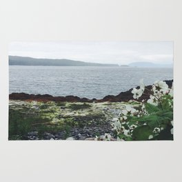 Alaska Flowers Rug