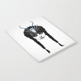 Wakeful Warrior - In Blue Notebook