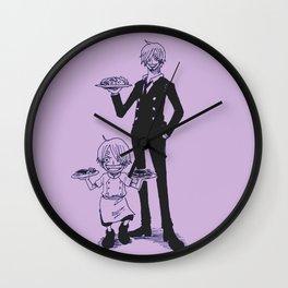 SANJI EVOLUTION - ONEPIECE Wall Clock