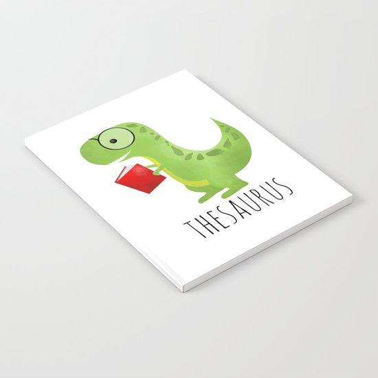 Thesaurus Notebook