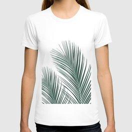 Tropical Palm Leaves #2 #botanical #decor #art #society6 T-shirt