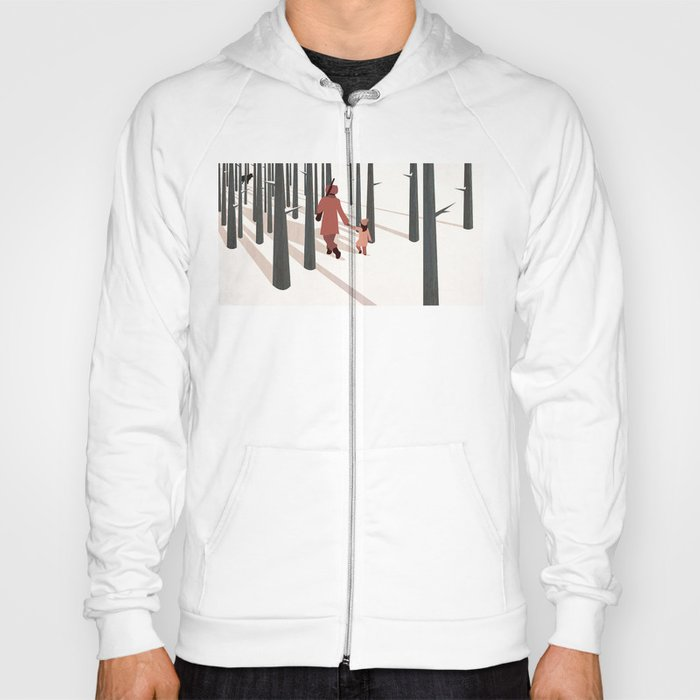 we're not out of the woods yet... Hoody