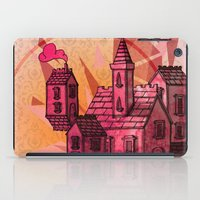 the lights iPad Cases featuring Lights by Manfish Inc.