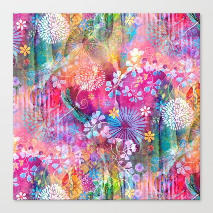 Hidden Heart Canvas Print