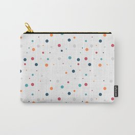 Fun Polka Carry-All Pouch