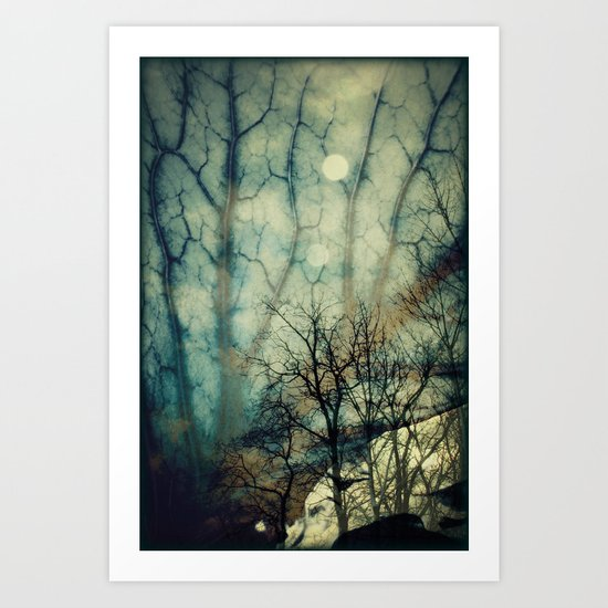 As Nature comes Art Print
