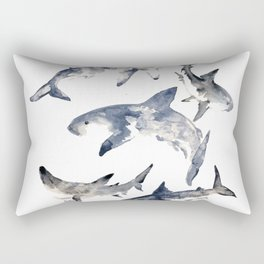 Frenzy Rectangular Pillow