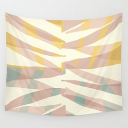 Whisper abstract art Wall Tapestry