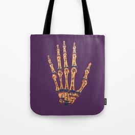 Hand Terrarium Tote Bag