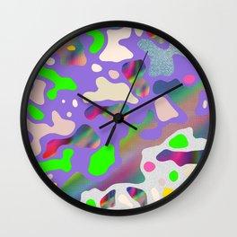 Camo 125b Wall Clock