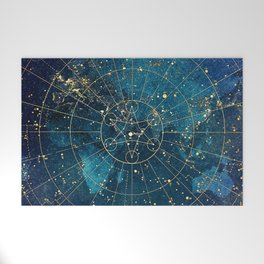 Star Map :: City Lights Welcome Mat