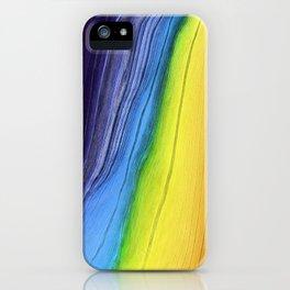 Pixel Sorting 45 iPhone Case