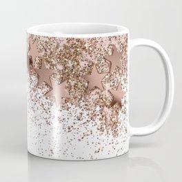 SHAKY STARS ROSEGOLD Coffee Mug