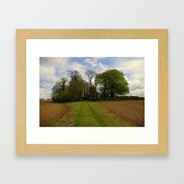 All Saints - Barmer  2/2 Framed Art Print