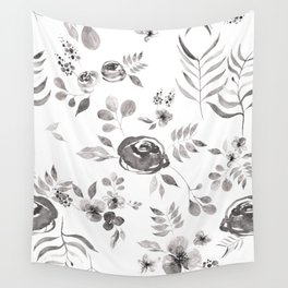 Stephanie Floral Wall Tapestry