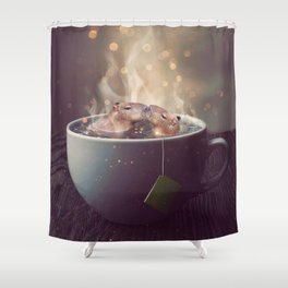 Croodle Shower Curtain