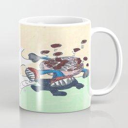 Flowers Versus Chocolate Coffee Mug