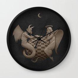The Big Game Wall Clock