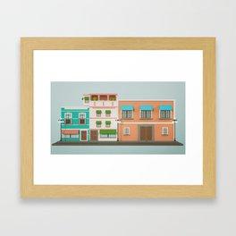 16S A Framed Art Print