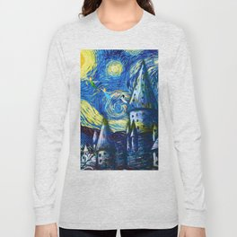 Fly with friends Long Sleeve T-shirt