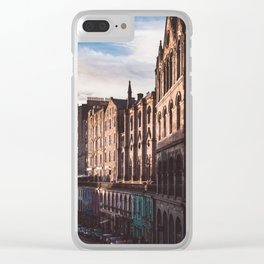 Victoria Street Clear iPhone Case