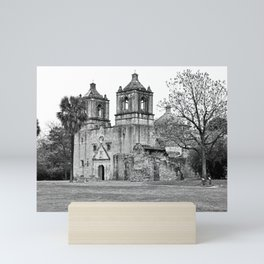 Mission Concepcion Mini Art Print