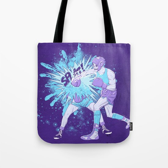 Death Punch Tote Bag