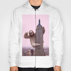 KING SLOTH Hoody