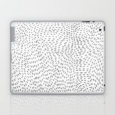storm | white Laptop & iPad Skin