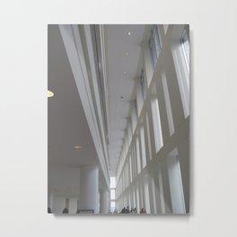 Upward Motion Metal Print