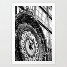 Apres-Midi Art Print