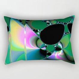 Fractal 76 Rectangular Pillow